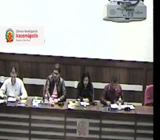 16ª Reunião Ordinária